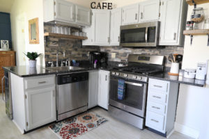 upscale appliances in our vacation rental home ludlow VT