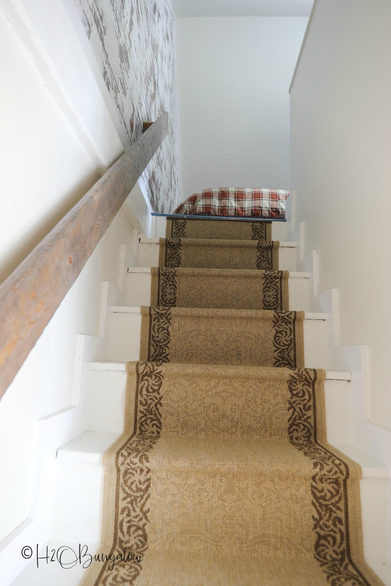 Beautifully decorated third floor bedroom sleeps three, Ludlow Vermont vacation rental